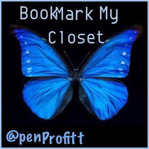 Bookmark my closet for your essentials